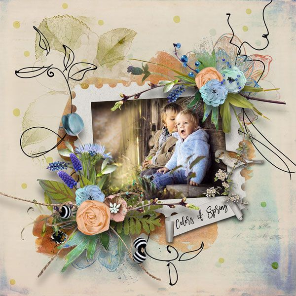 Colors of Spring - Hatchery by et designs   http://www.thedigichick.com/shop/Colors-of-Spring-Collection.html  save 73%  photo Iwona Podlasiňska use with permission