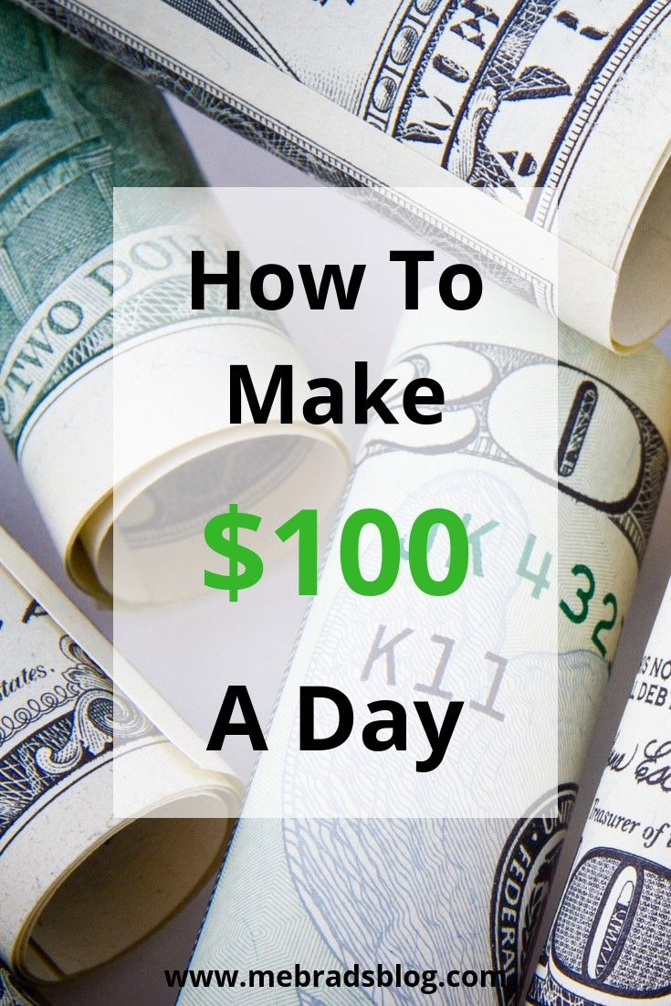 Make Extra Money Here Is 10 Easy Ways To Make 100 Or More A Day Its Easier Than You Think Make More Money Money Management Activities Money Management