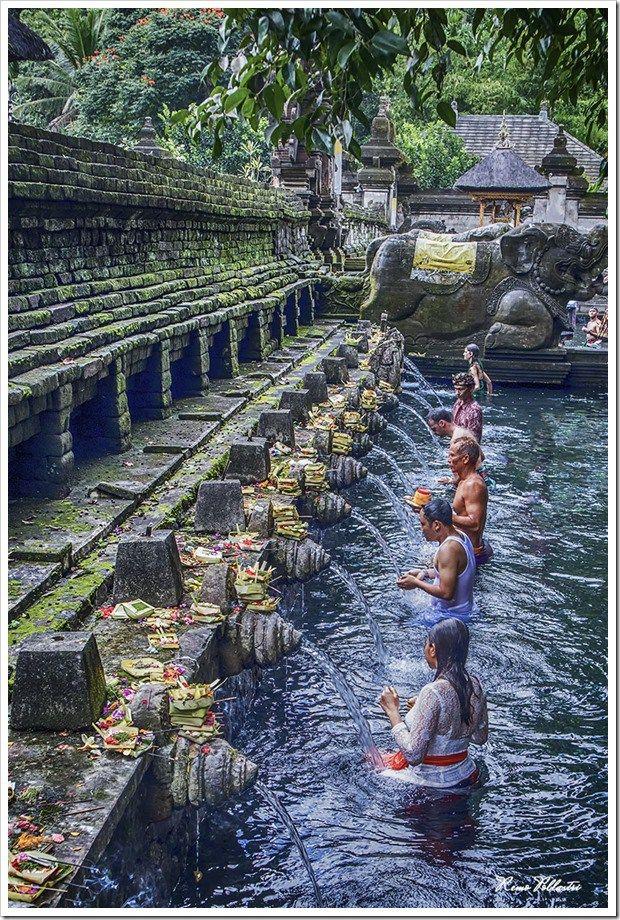 Tirta Empul Spring Temple, Kabupaten Gianyar, Bali