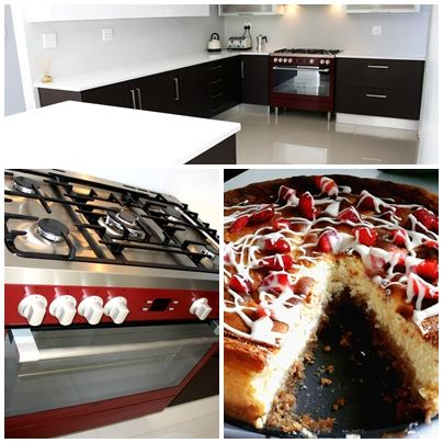 https://www.facebook.com/TamsynFowlerInteriors  No kitchen is complete without Home made CHEESECAKE!