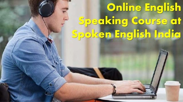 Online English Speaking Course at MCM Online Spoken English India