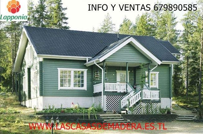 M s de 1000 ideas sobre casas canadienses en pinterest - Casas canadienses espana ...