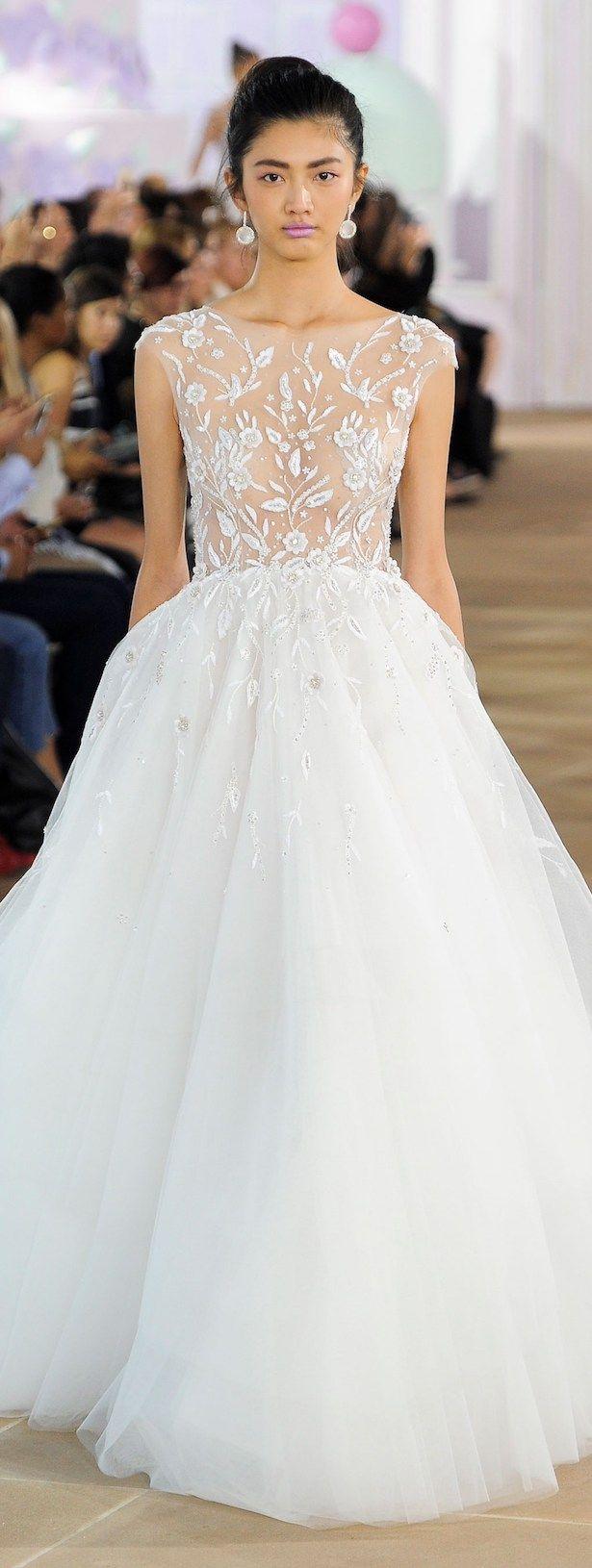 420 best Wedding Dresses images on Pinterest | Wedding bridesmaid ...