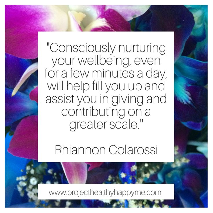 So true, don't you think? If you'd like to learn more from Rhiannon Colarossi about how to be big hearted and generous whilst also prioritising your own needs, read this article.