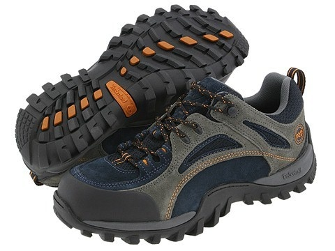 TIMBERLAND PRO SERIES MEN'S MUDSILL LOW STEEL TOE SHOES SIZE 9.5 $64.99
