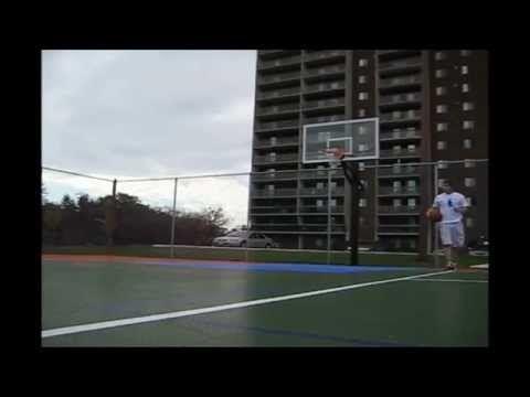 Vertical Jump Training Program - Jukebox First Dunk After Knee Rehab