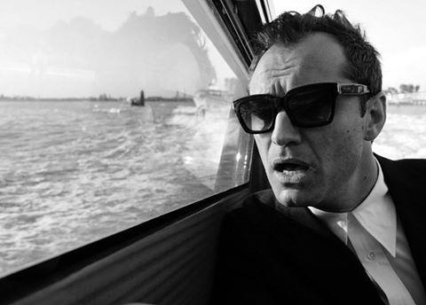 Jude Law - Venice Festival 2016 -