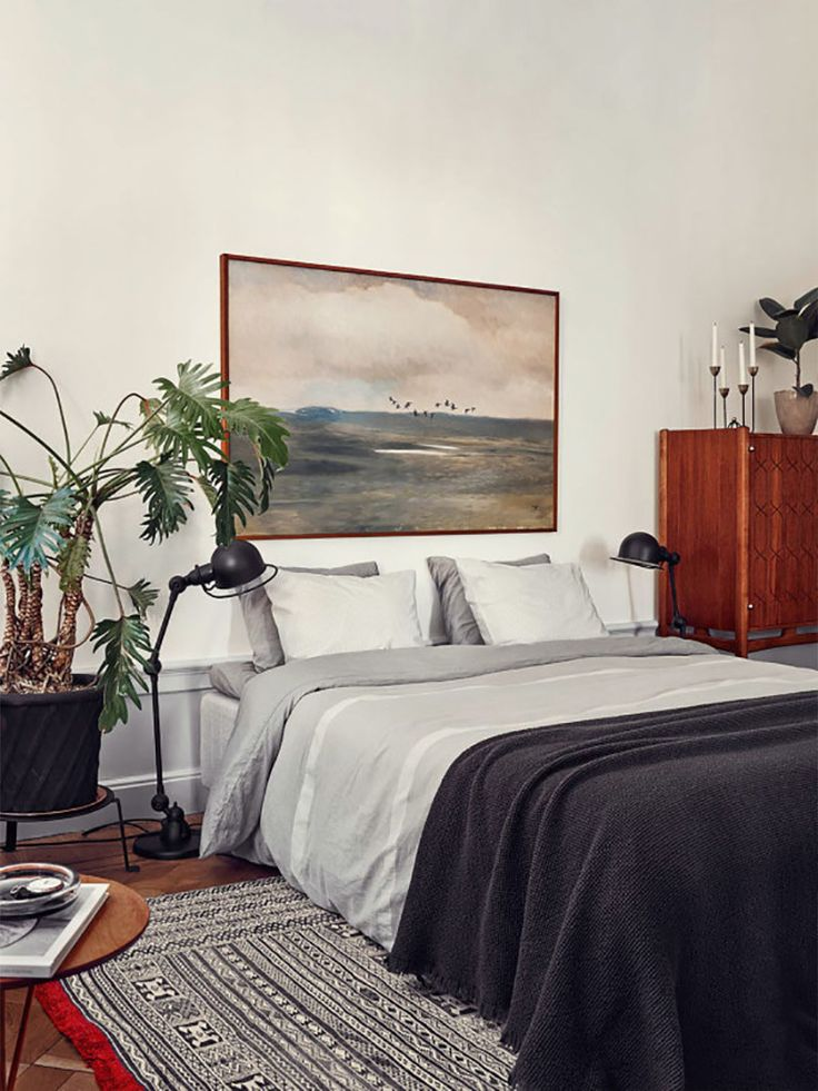 For the bedroom - The home of prop stylist Joanna Lavén