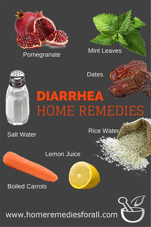 Picture of Home Remedies for Diarrhea