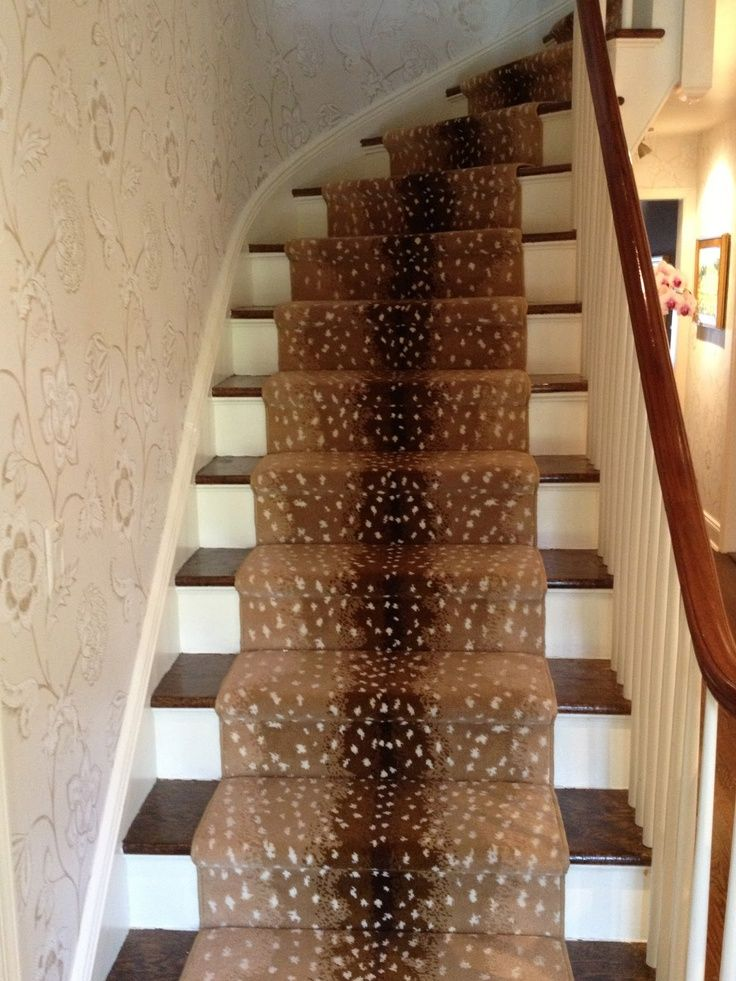 Stark antelope stair runner | Fabrics, Wallpaper & Carpets ...