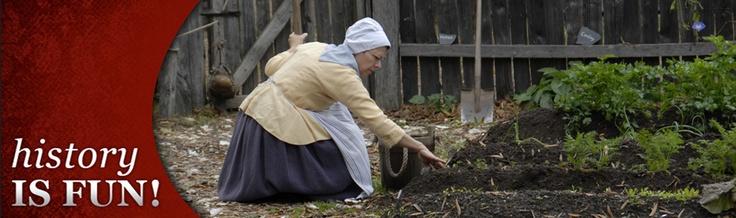 Jamestown, VA, USA, Jamestown Settlement -- how it has changed in 38 years