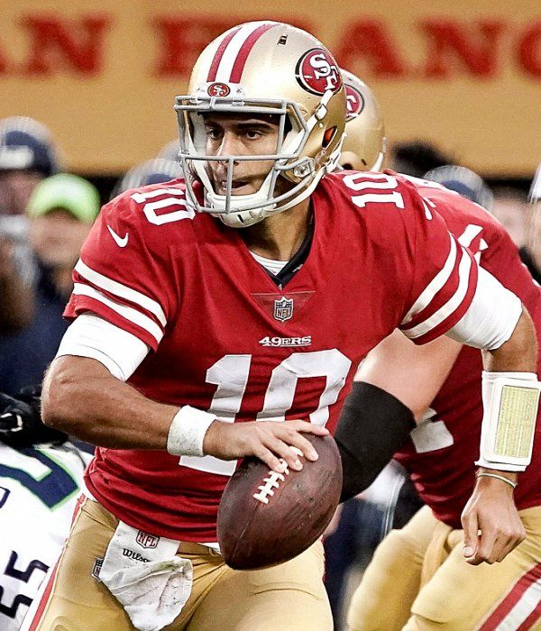 Steve Mariucci explains why Jimmy Garoppolo was a better 49ers pickup than any rookie quarterback