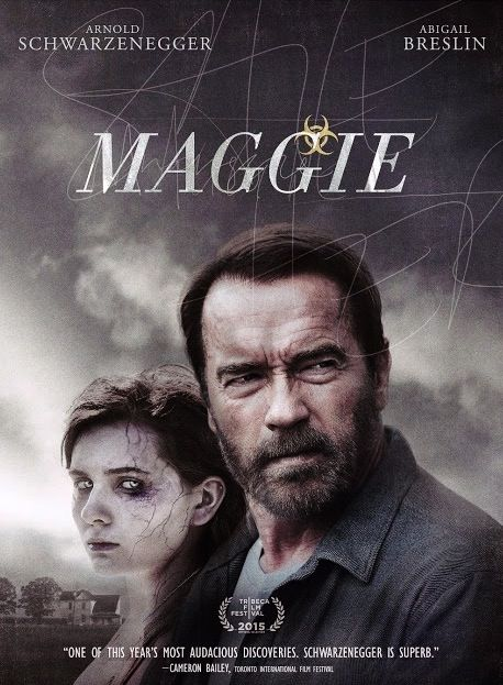 Maggie Movie Review - EclecticReviews.com #zombiemovies #moviereviews