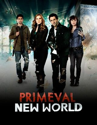 "Check-in to Primeval: New World on GetGlue.com ""Premieres Saturday, June 8th @ 10pm EDT/9pm CDT on Syfy"" A spin-off of the BBC show Primeval. Primeval: New World follows a team of scientists and animal experts that are called to action when dinosaurs appear in Vancouver."