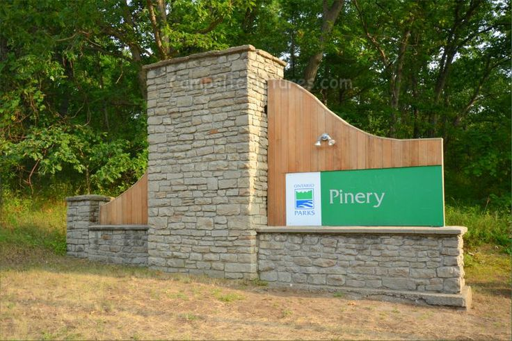 The Pinery, Camping in Ontario Parks