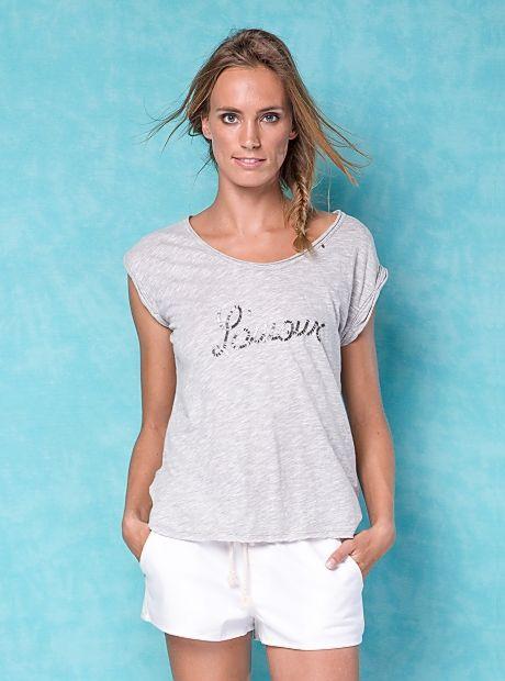 Lyndsay Top / Stone   #BuddhaWear $59.90 AUD  #ethicalfashion #womensfashion #womenswear #summer #SS16