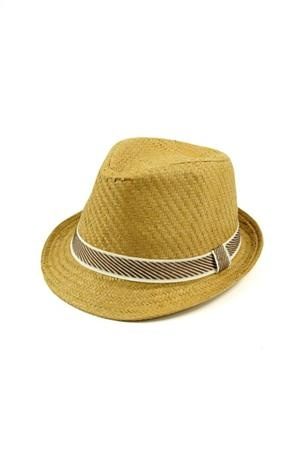 Milk & Soda Nixon Straw Fedora          Price: $30.95     The fedora just got a whole lot hipper thanks to the phenomenal Milk & Soda! Funky tan nixon straw fedora with contrast brown and white stripe band.    Suitable for ages 3+  http://www.littlebooteek.com.au/Little-Boy/Headwear/Milk-Soda-Nixon-Straw-Fedora/71/1401/productview.aspx