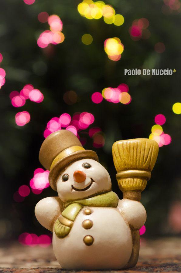 Little Snowman by Paolo De Nuccio on 500px