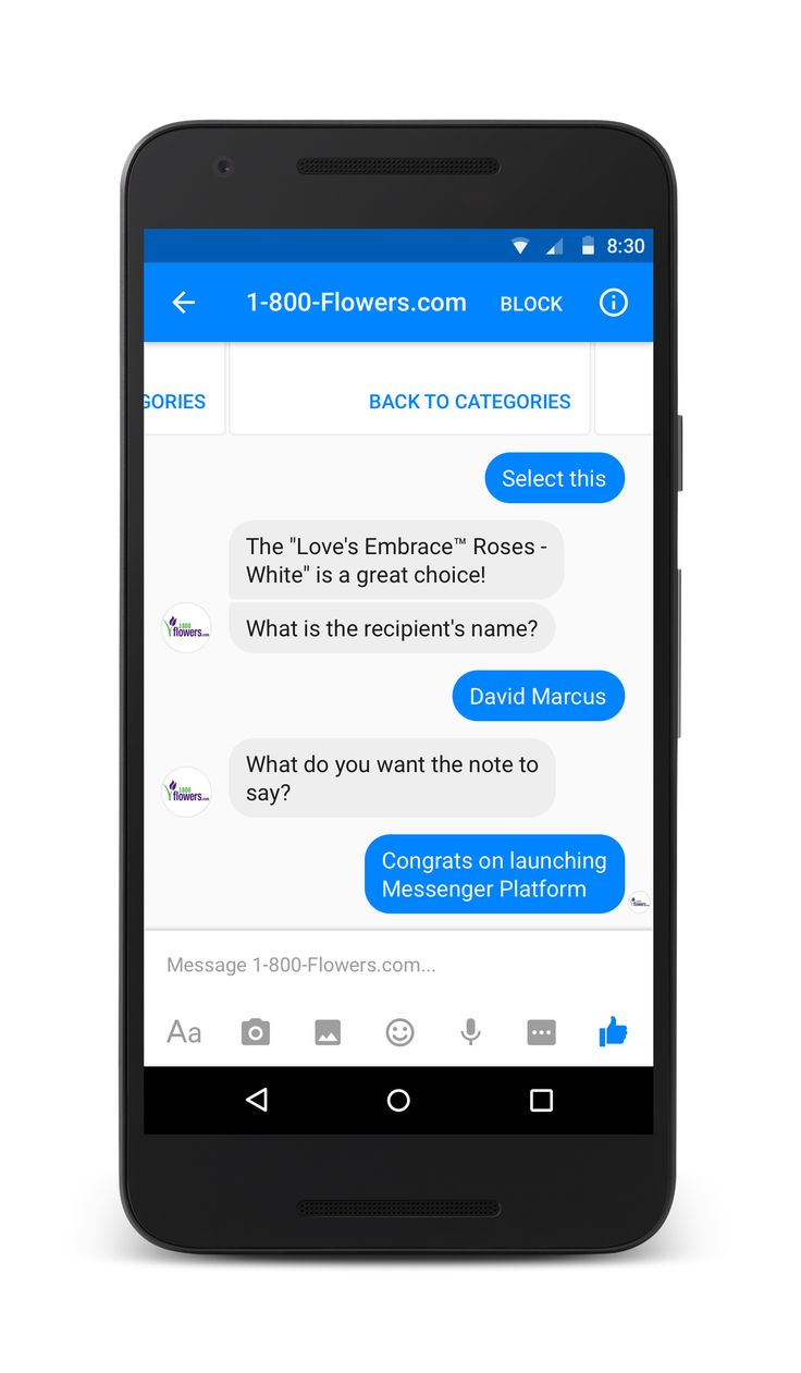 Facebook Messenger bots are here and they want to kill apps