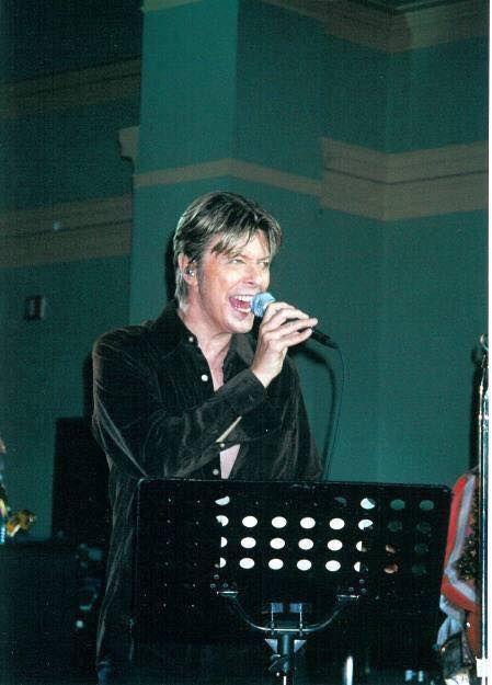 *David Bowie*