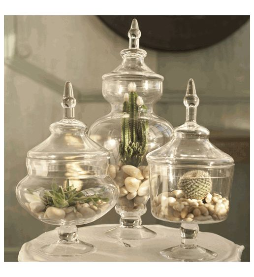 Apothecary Home Decor: 256 Best Images About Glass Apothecary Jars On Pinterest