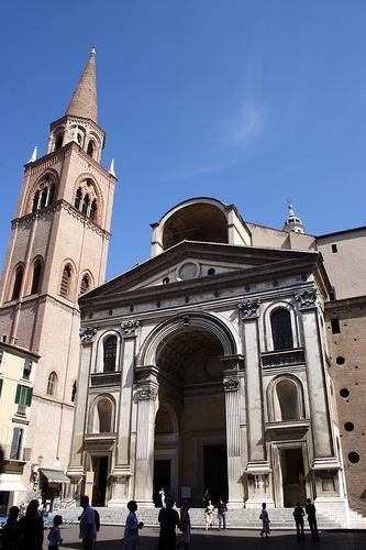 Mantova: Basilica di Santa Andrea - Alberti