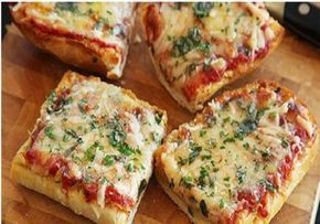 resep memasak pizza mini roti tawar sederhana