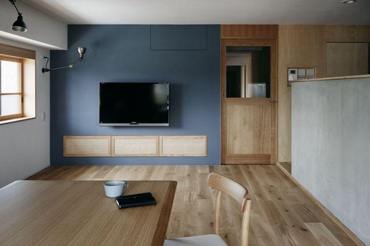 建築家:青木律典 青木律典建築設計スタジオ「「ウチソトの間合」」