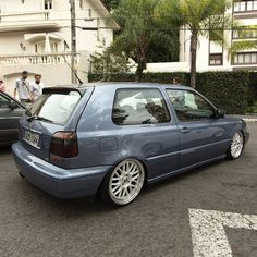 #mulpix                          Olha só esse Golf MK3 que estava no  #BGT7, bonito hein?! Foto: @pedrorutajr  #vwgolf  #golf  #mk3  #golfmk3  #rebaixados  #bgt  #vw  #vag  #vwbrasil  #bbs  #vwlove  #perinrodas
