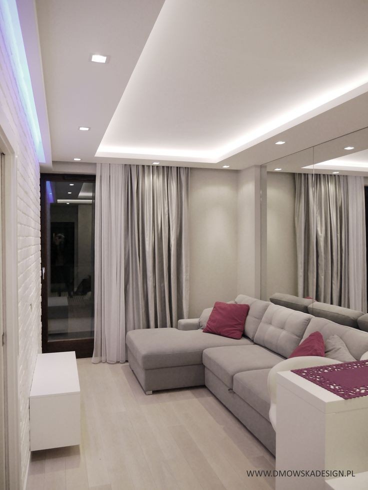 modern living room by dmowska design