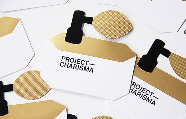 Project Charisma Teaser by Ken Lo, via Behance