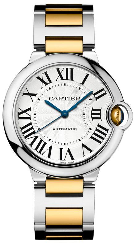 Cartier Ballon Bleu Women's Stainless Steel Watch
