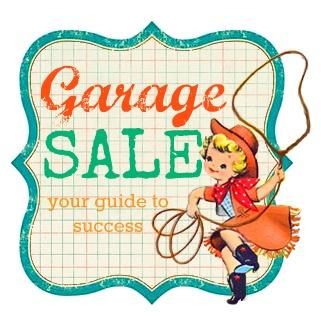 Garage sale guide: Garages Yardsal, Sales Shopper, Dear Host, Garage Yard Sales, Garage Sales, Crafts Revival, The Crafts, Sales Guide, Success Garage