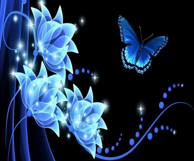 Love The Shades Of Blue So Pretty