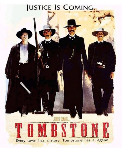 Tombstone Movie Quotes | famous tombstone movie quotes so