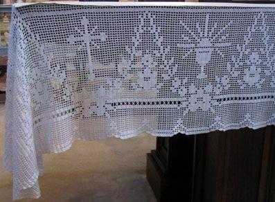 Altar Cover in Mafra