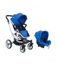 Pierre Cardin PC 416 Danielle Travel Sistem Bebek Arabası Mavi