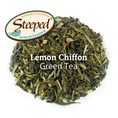 MMMmmmmmm! It smells SO good in the Steeped Tea House right now! They are busy blending Lemon Chiffon. The sweet and sour smell is amazing! What a great way for us to all start the day. Off to brew a pot or two!