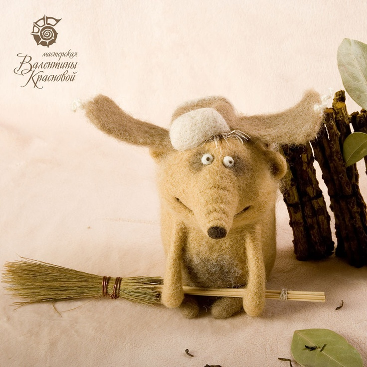 144 beste afbeeldingen over Needle Felt Deer, Moose and Forrest op ...