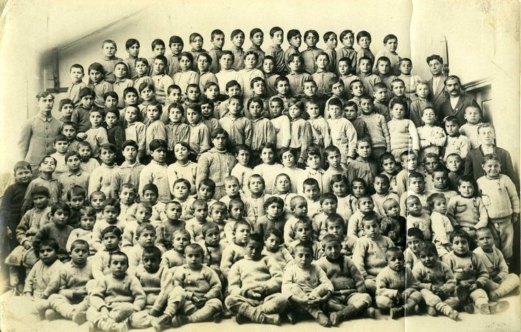 Orphanage - Anatolia College 1918