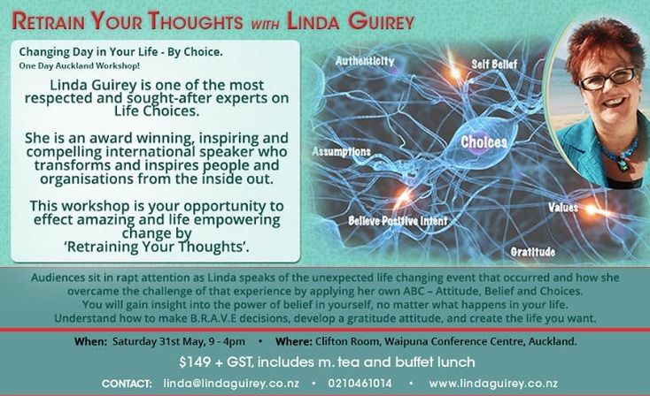 Change your life in a Day with Linda Guirey ~ Sat 31st May.  Linda is one of the most respected and sought after experts on Life Choices! Check her out . . . more in DrumRoll Issue 12 DrumRoll ... and the beat goes out ... Issue #12  Sent Monday 5th May  http://conta.cc/1rTfSzx #DrumRoll #Promotions #LindaGuirey.