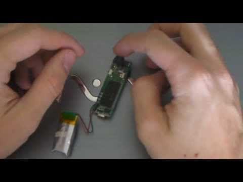 GUIDA - come costruire una telecamera nascosta - YouTube