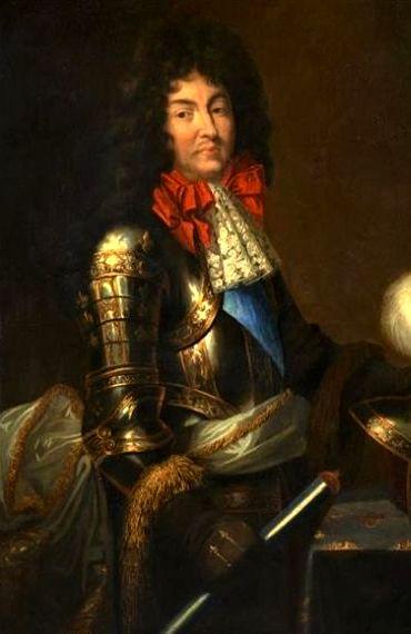 """Louis XIV of France / Rey Luis XIV de Francia """"Rey Sol"""" 5"""