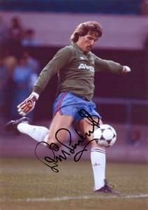 Pictures of West Ham Players   Phil Parkes