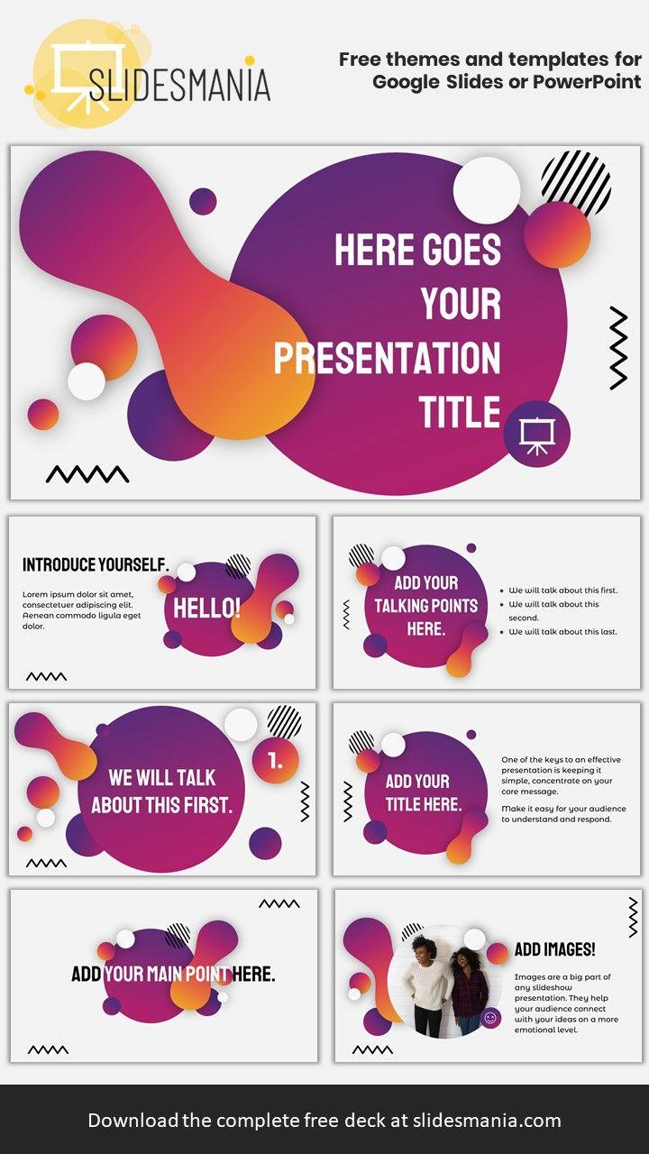 Mortimer Free Template For Google Slides Or Powerpoint Presentations Presentation Template Free Presentation Google Slides
