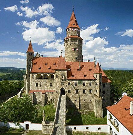 My country, Czech Republic, Castle Bouzov