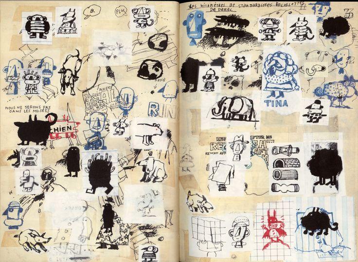 Le roman graphique: Photo | Carnet de dessin, Carnets de croquis