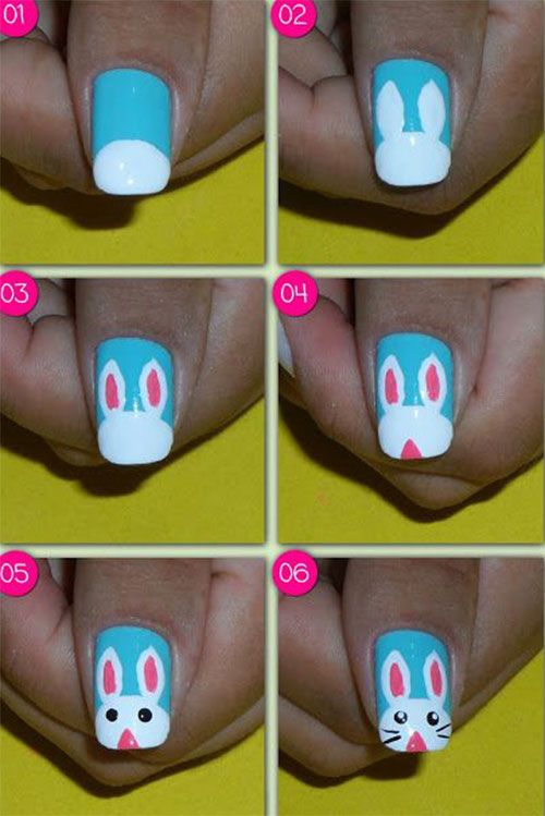 18-Easter-Nail-Art-Tutorials-For-Beginners-Learners-2016-12