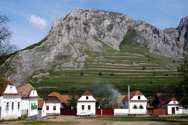 Torockó, Transylvania, Romania