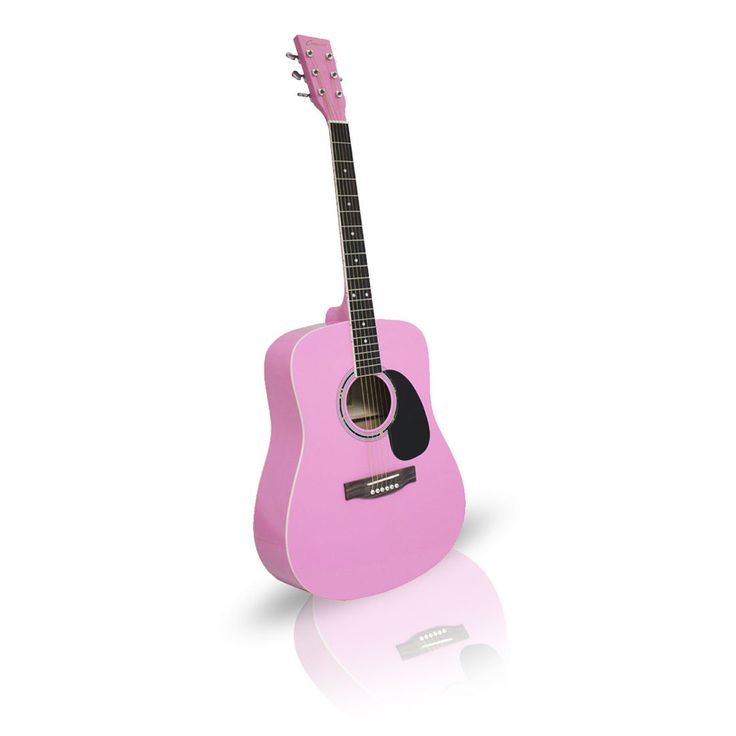 202 best Pink Guitar images on Pinterest | Pink guitar ...